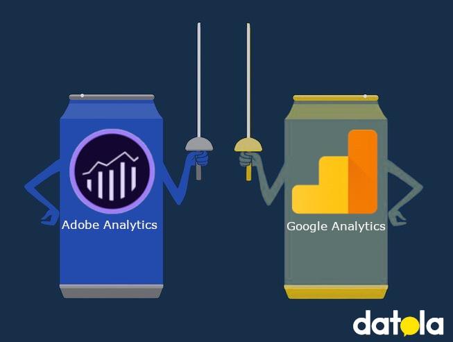 Google Analytics vs Adobe Analytics