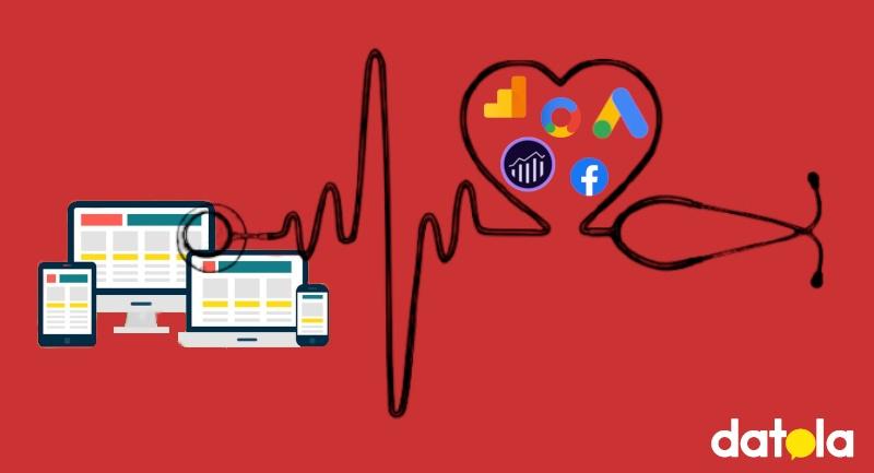 Calidad y auditado de los datos de nuestra web o app.